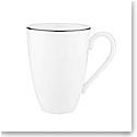 Lenox Continental Dining Platinum Dinnerware Mug