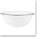 Lenox Continental Dining Platinum Dinnerware Serving Bowl
