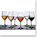 Orrefors Crystal Sense Universal Wine Glasses, Set of 6