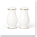 Lenox Continental Dining Gold Salt Pepper