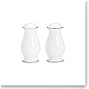 Lenox Continental Dining Platinum Dinnerware Salt Pepper