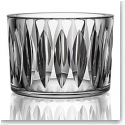 "Orrefors Crystal, Legend Leaves 6 1/8"" Crystal Bowl"