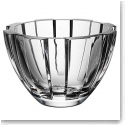 "Orrefors Crystal, Revolution 6 3/4"" Crystal Bowl"