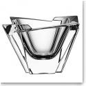 "Orrefors Crystal, Glacial 6 3/4"" Crystal Bowl"