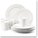 Lenox Tin Alley Dinnerware 7 Degree 12 Piece Set