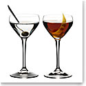 Riedel Drink Specific Nick and Nora Cocktail Glasses, Pair