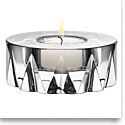 Orrefors Sarek Crystal Votive, Single