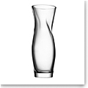 """Orrefors Squeeze 13.5"""" Vase Clear Tall"""