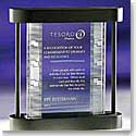 Crystal Blanc, Personalize! Plaque 3D
