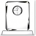Orrefors Crystal, Vision Table Clock, Large