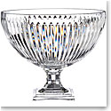 Ralph Lauren Marion Crystal Centerpiece Crystal Bowl