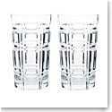 Ralph Lauren Greenwich Crystal Highball, Pair