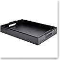 Ralph Lauren Wyatt Large Tray, Black