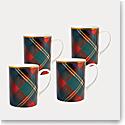 Ralph Lauren Alexander Set of Four Mugs