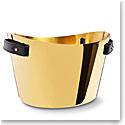 Ralph Lauren Wyatt Double Champagne Cooler, Black and Gold