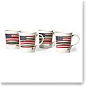 Ralph Lauren Bradfield Mug, Set of 4