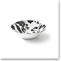 Ralph Lauren China Garden Vine Cereal Bowl, Black