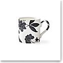 Ralph Lauren China Garden Vine Black Mug, Single