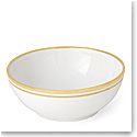 Ralph Lauren China Wilshire Gold Cereal Bowl, Single