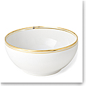 Ralph Lauren China Wilshire Gold Serving Bowl, Single