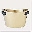Ralph Lauren Wyatt Double Champagne Cooler, Navy and Gold