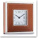 Ralph Lauren Fulton Saddle Clock
