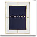 "Ralph Lauren Classon 5x7"" Frame, White"