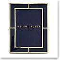 "Ralph Lauren Classon 5x7"" Frame, Navy"