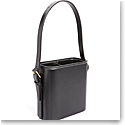 Ralph Lauren Wyatt Double Wine Tote, Black