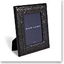 """Ralph Lauren Adrienne 8""""x10"""" Frame, Black"""