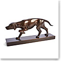Ralph Lauren Reid Dog Sculpture