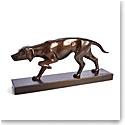 Ralph Lauren Reid Dog Sculpture