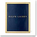 """Ralph Lauren Raina 5x7"""" Frame, Gold"""