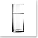 """Vera Wang Wedgwood, Vera Bande 11"""" Crystal Vase"""