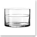 """Vera Wang Wedgwood, Vera Bande 8 1/2"""" Crystal Bowl"""