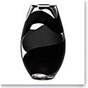 Kosta Boda Non Stop Black Vase