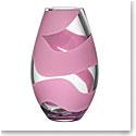 Kosta Boda Non Stop Pink Vase