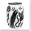 """Kosta Boda Crystal Caramba 13.5"""" Vase"""