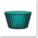 Kosta Boda Cupcake Medium Bowl, Turquoise