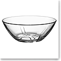 Kosta Boda Bruk Clear Crystal Bowl, Set of Four