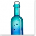 Kosta Boda Celebrate Crystal Wine Bottle, Blue