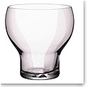 Kosta Boda Crystal Magic Tumbler Pink