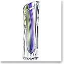 Kosta Boda Art Glass, Goran Warff Crystal Movement Green, Limited Edition of 200