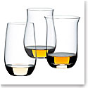 Riedel O Spirits Gift Set of Tequila, Whiskey and Cognac Glasses