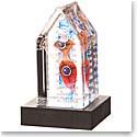 Kosta Boda Art Glass, Kjell Engman Welcome Home, Limited Edition of 60