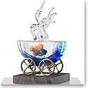 Kosta Boda Kjell Engman Mini Ark Ice Chatter Limited Edition of 100