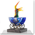 Kosta Boda Art Glass Kjell Engman Chatter Limited Edition of 100