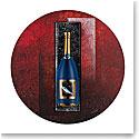 Kosta Boda Art Glass Kjell Engman Sparkling Blue Limited Edition of 60