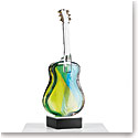 Kosta Boda Art Glass Kjell Engman Colorful Music Limited Edition of 60