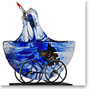 Kosta Boda Art Glass, Kjell Engman Moment Limited Edition of 1 Piece